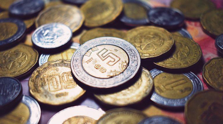 Salario Mínimos, Monedas de México