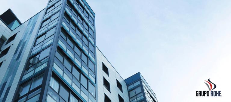 Edificio - Ser pyme en medio de la contingencia
